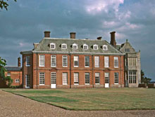 Felbrigg Hall - 5 miles from Poppyland Caravan Park and Holiday Cottage