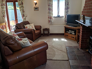 Puddleduck Self-Catering Holiday Cottage - lounge